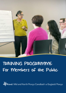 Training Brochure Front Cover