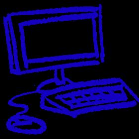 Computer desktop graphic
