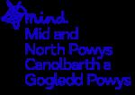 Mid & North Powys Mind Logo